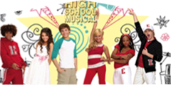 High School Musical 1 Panel