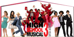 High School Musical 3 Panel