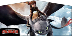 How to Train Your Dragon Movie Panel