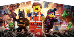 Lego Movie- 4n1 Curvy Slide Combo