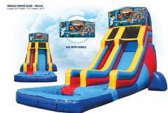 22ft Character Themed Water Slide (Single Lane)- REG