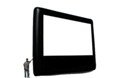 Inflatable Movie Package
