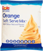 Ice Cream Kit- Orange