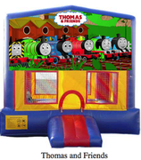 Thomas & Friends- 15x15