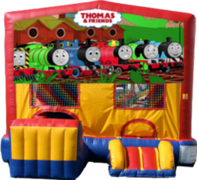 Thomas and Friends - 5n1 Combo