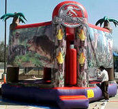 Ultimate Game Bounce Party Package