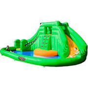Toddler Gator Water Slide