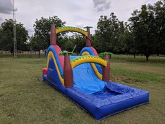 Miniature Toddler Waterslide