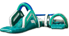 Kids Play Adventure Water Slide Option