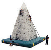 Huge Inflatable Rock Wall