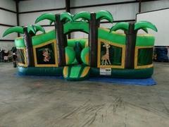 Jungle Toddler Playland Deluxe (TOD-PD)