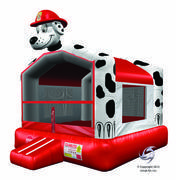 Dalmatian Bouncehouse (D-12), or (D-32)