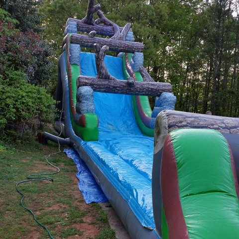 Wild Rapids Water Slide (K-11) +(K-21)