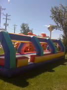30 ft inflatable slip n slide