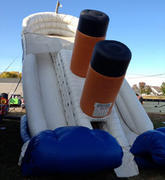 25ft titanic slide