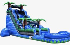 Wet and Dry Slides