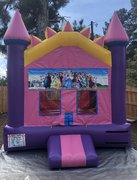 Princess Plain Bounce House