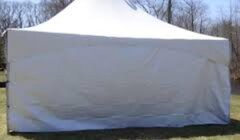 20' Tent Side Panel (Frame Tent Only)