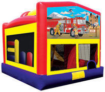Fire Truck Ultimate Bounce