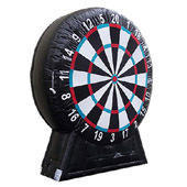 Dart Board with inflatable rental