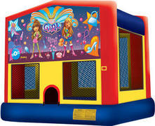 Its A Girl Thing Fun Bounce House