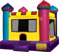 Mini Castle  (Great for indoors with ceiling heights of 8')