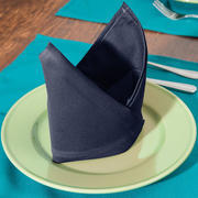 Navy Blue 20x20 napkins