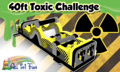 40Ft. Toxic Challenge Course
