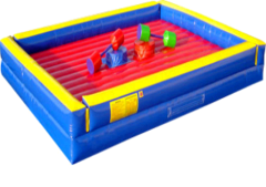 Inflatable Joust Game