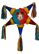 Mickey Star Pinata