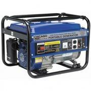 Generator with Full Fuel