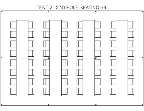 banquet 20x30 seating