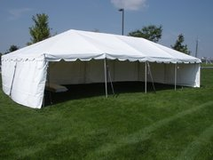 Solid Tent Walls - 20ft