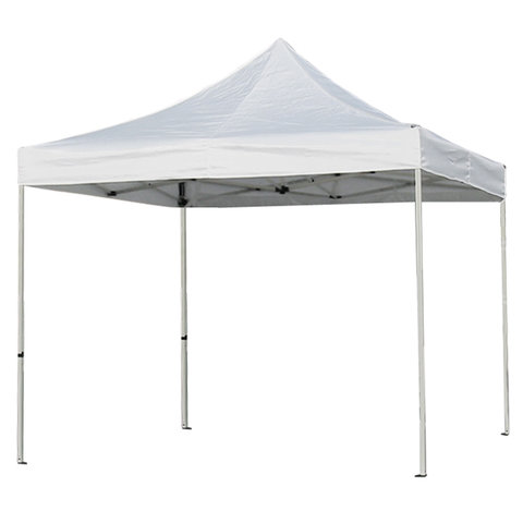 10x10 Pop-up Canopy (White)