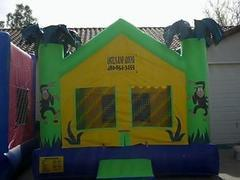 Jungle Bouncer 15x15