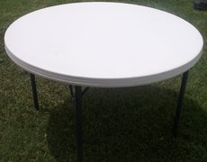 "Table- 48"" Round"