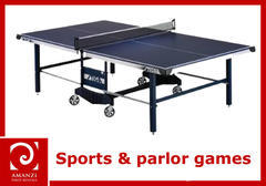 sports and parlor games
