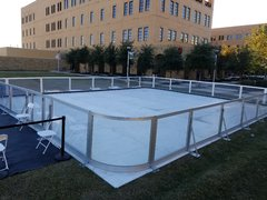Ice scating rink (40'X40')
