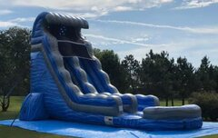 22' Laguna waves water slide