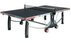 Ping pong table - incl 4 paddles and 5 balls