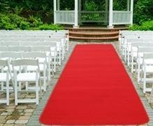 Red carpet 4'X50'