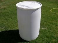 Water barrels - 55 gallons (deliver filled with water)