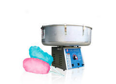 Cotton Candy machine incl floss sugar for 50 servings