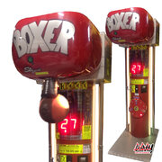 Boxing punching arcade game