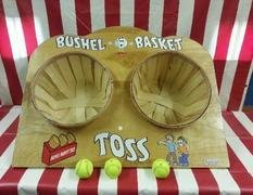 Bushel Basket Carnival Game