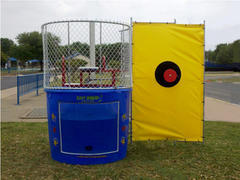 Dunk tank (Customer provide water)