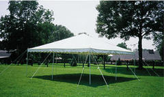 Frame tent 20'X20'