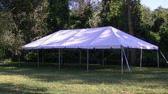 Frame tent 20' X 40'