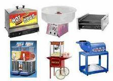 Tables, Chairs, Generators, Concessions and much more!