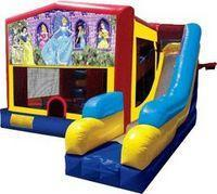 Disney Princess Bounce House Rental Natomas, CA